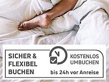 Natürlich. Sicher & Flexibel Buchen.