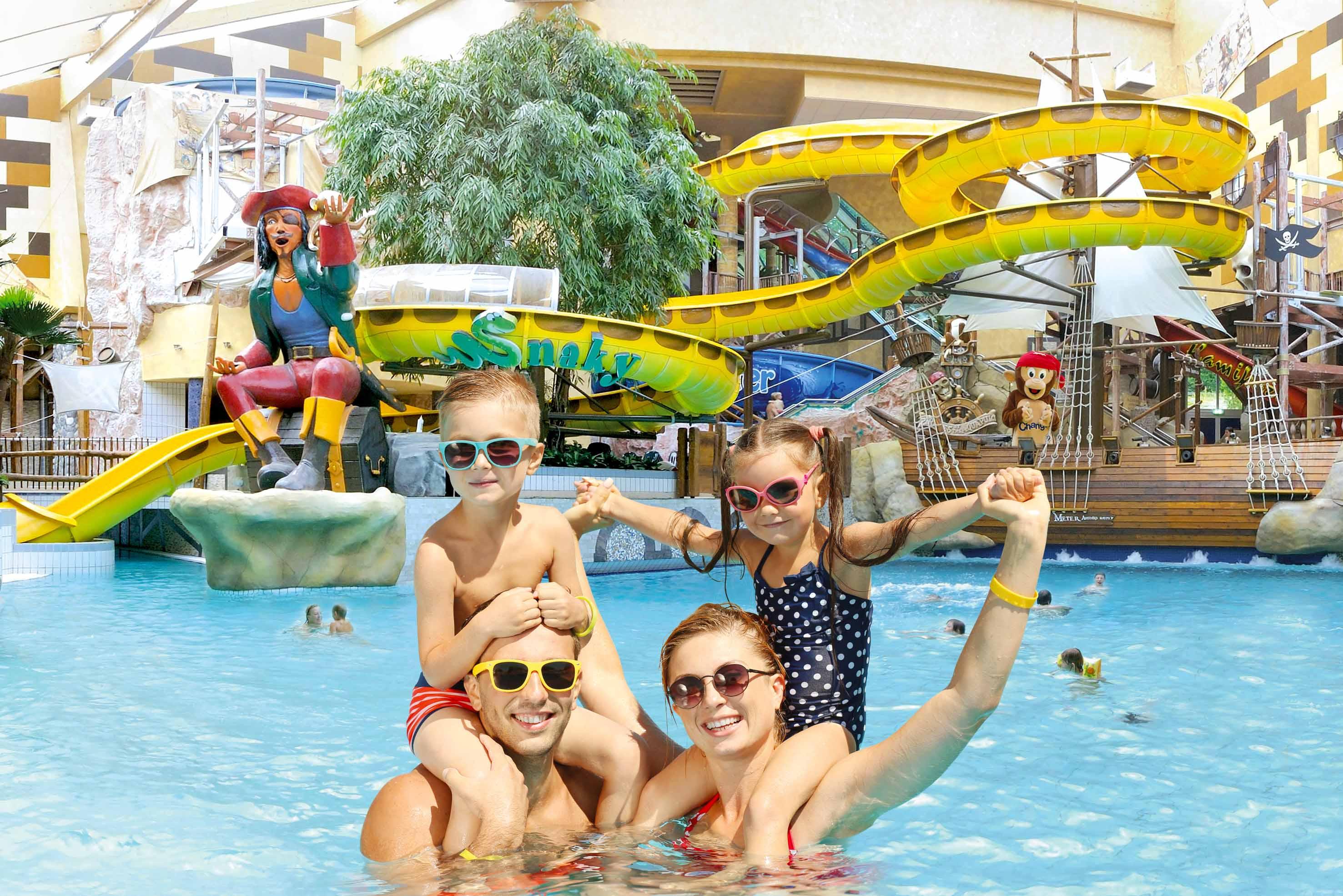 Familienhotel Paradiso in Bad Schallerbach: Erlebnisbad & Spa